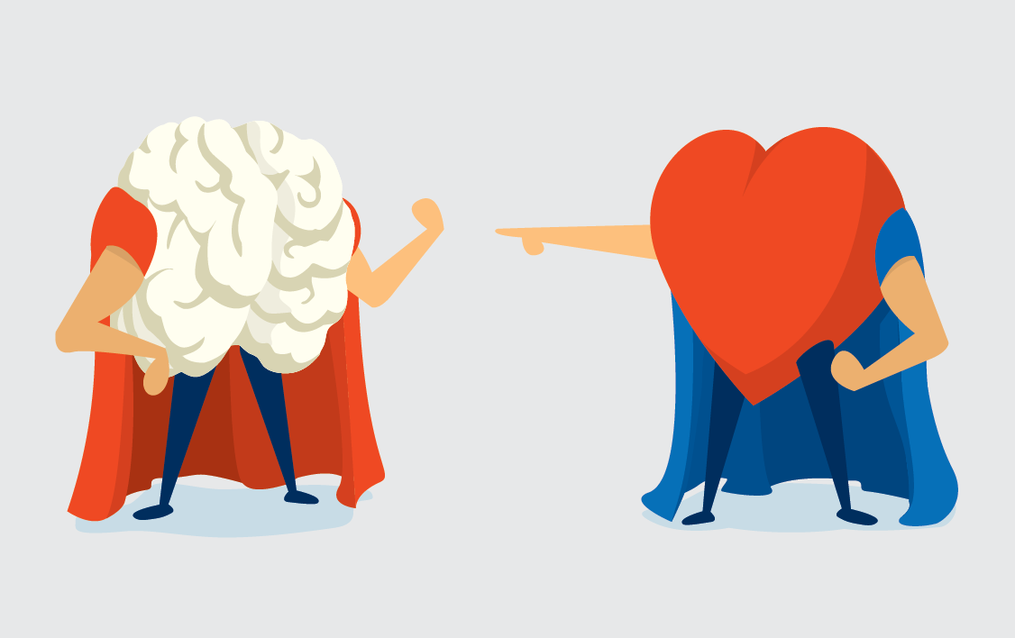 Implicit Bias Head and Heart